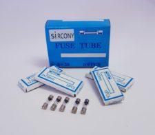 20mm FUSE 6 AMP 10PCS