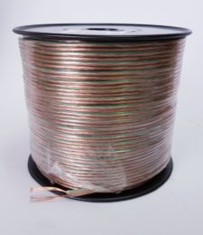 MONSTER CABLE (100M) CLEAR 1mm