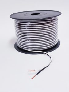 SPK. CABLE (100M) W/B 1mm