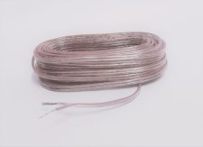 MONSTER CABLE - CLEAR (10M)