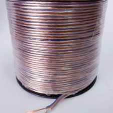 MONSTER CABLE(100M) CLEAR 1.5mm