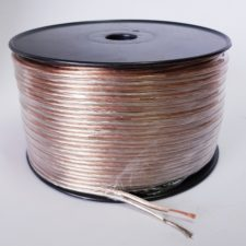 MONSTER CABLE (100M) CLEAR 2.5mm