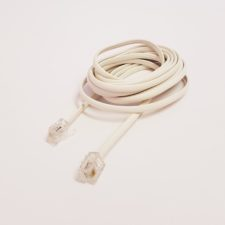 TELEPHONE EXTENSION CORD (10M)