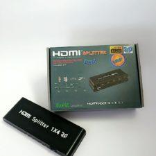 HDMI SPLITTER 1 IN 4 OUT - 4K