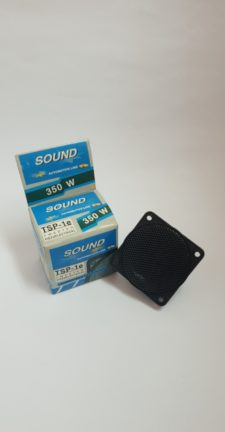 PIEZO TWEETER SQUARE WITH GRILL